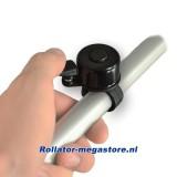 Rollator bel (zwart)