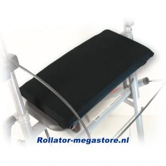Rollator zitting