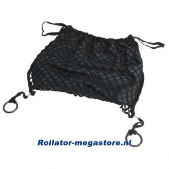 Rollator net met voering