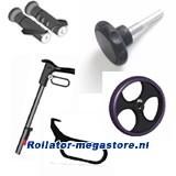 rollator Reserve onderdelen